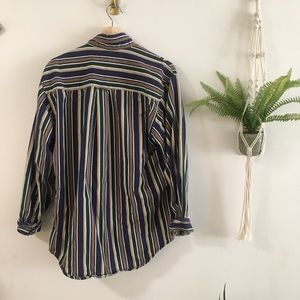 Tops - Oversized Button Down